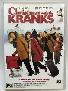 Christmas with the Kranks - DVD - AusPost with Tracking