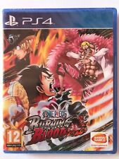 ONE PIECE BRUNING BLOOD PS4