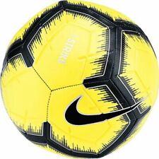 Nike Trainings-Fussball-Ball Strike gelb Größe 5  BA3310 731
