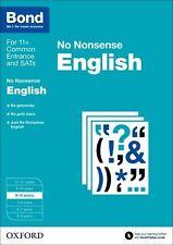 Bond: English: No Nonsense: 8-9 Years New Paperback Book Frances Orchard