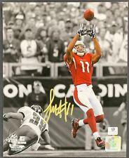 Larry Fitzgerald Arizona Cardinals Signed 8x10 Photo Autographed GA COA