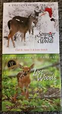 Stranger in the Woods & Lost in the Woods by Carl R. Sams & Jean Stoick
