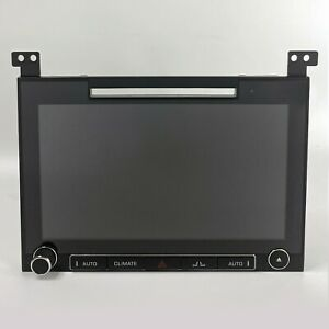 Range Rover Vogue L404 Climate Control Touch LCD Screen Upgrade 2013-2017 SVO