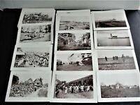 Philippines-American War 1899-1902 Set of 17 Photo Illustration Images 101-139.