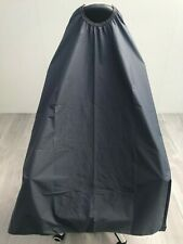 Barber Cape Gown Nardo Grey Salon Hairdresser Hair Cutting Premium Capes Gowns