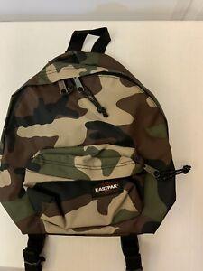 Eastpak Orbit Mini Backpack  Camo Print 12inX14in