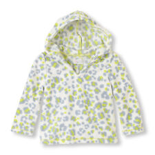 NWT CHILDREN'S PLACE Microfleece Pullover Hoodie - Girls Size 18-24 months