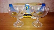 LUMINARC *NEW* FLORIA Set 5 Coupes à glace 11,5 cm