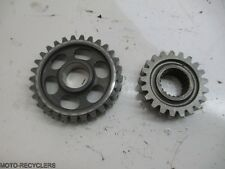 93 CR250 CR 250  misc gears idler set  30