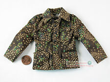 1:6 FIGURE WW2 GERMAN LAH PANZER Camouflage UNIFORM Field Blouse Tunic FH_4B