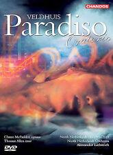 Paradiso (Oratorio Based on Dante's Divine Comedy), New DVDs