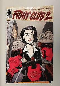 Fight Club 2 #8 Ltd Jesse James Exclusive Variant Dark Horse Comic Book NM