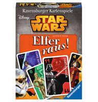 STAR WARS™ - ELFER RAUS! - Kartenspiel - Ravensburger 27145 - NEU