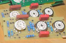 PAIR Dynaco Dynakit SCA35 SCA-35 Amp Fully PCB PC10 EL84 AMP free delive V2