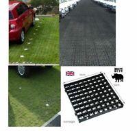 Grass Grid Plastic Paving Driveway Turf Gravel Protector Multi Use Trendy Mat