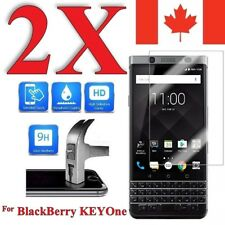 Premium Screen Protector Cover for BlackBerry KEYOne (2 Pack)