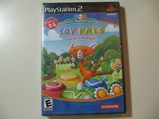 Konami Kids Playground: Toy Pals Fun With Numbers (Sony PlayStation 2 PS2) NEW