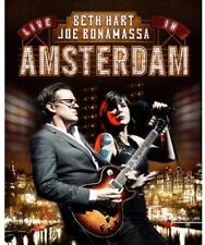 Beth Hart, Joe Bonamassa - Live in Amsterdam [New CD]