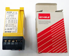 ARN / SCHIELE 2 WECHSLER 2.409.501.20 , 110-130AC, MAX: 380V AC 6A!! IN BOX!
