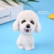 Bobble-head Puppy Nodding Dog Shake Head Toys for Car Furnishing Dashboard Decor