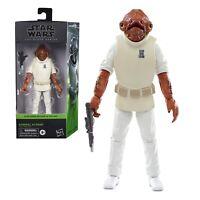 Star Wars Black Series Admiral Ackbar Return of the Jedi 01 Action Figure - NIB