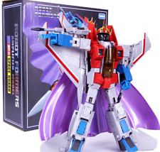 Transformers Masterpiece MP11 Starscream G1 Leader Class Action Figures