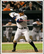 MLB New York Yankees Alex Rodriguez at the Plate Color 8 X 10 Photo Picture