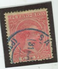 Puerto Rico Stamps #119 Used,Fine (X204N)