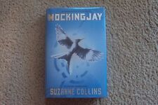Hunger Games - Mockingjay Book - Suzanne Collins SIGNED Tour Stamp - Hardcover