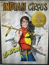 ZAGOR n.84 a colori Cover Variant Oro Edizione Limitata Lucca Comics 2017