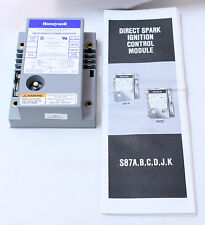 Honeywell S87B1008 Direct Spark Ignition control module