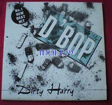 Dirty Harry, d'bop - New beat , Maxi Vinyl