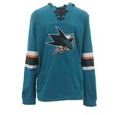 Reebok NHL San Jose Sharks Play Warm Youth Size Sweatshirt Official  New W Tags