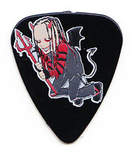 Wednesday 13 Fang Bang Black Guitar Pick - 2005 Tour