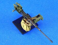 Legend 1/35 IDF Tank .50 Caliber (.50 Cal) Machine Gun Set #2 (2 pieces) LF1128