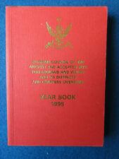 Masonic Book - Supreme Council - Year Book - 1998