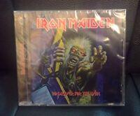 IRON Maiden No Prayer For The Dying cd (emi/mondadori) enhanced cd ItalyFans