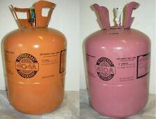 Refrigerant r404a 10,9 kg. or r410a refrigerant 11,3 kg