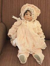 1988 Original Lee Middleton Gracie Mae Doll Limited Edition 260/5000