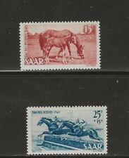 Saar B67-68 Mint Hinged