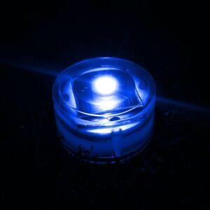 Solar LED Pathway Lights Waterproof RGB Buried Underground Lamp For Garden Decor
