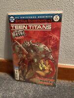 Teen Titans #12 (2018 DCComics) 2nd print First Appearance Of Batman Who Laughs