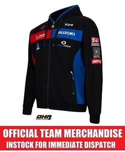 18MGP AH1 Official Ecstar Suzuki Team Hoodie