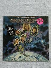Europe (2) ‎– The Final Countdown 1986 LP 7464-40241-1
