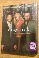 Nip/Tuck Complete Third Season 6-Disc Set NEW factory sealed 3rd three