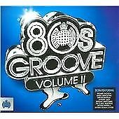 Various Artists - Ministry Of Sound - 80s Groove, Vol. II (3 x CD 2011)