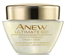 AVON Anew Ultimate MULTI- PERFORMANCE DAY Cream 1.7 OZ SPF25 $38.00 VALUE UNISEX