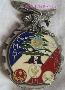 IN8629 - INSIGNE 420° D.S.L., Compagnie du Matériel, 15° Mandat
