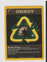 1x Pokemon RECYCLE ENERGY League Promo NEAR MINT / MINT Card WOTC Holo Foil