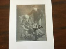 Ben Hogan Golf Autograph Tom Kite Photo Texas Legends JSA Certificate Masters